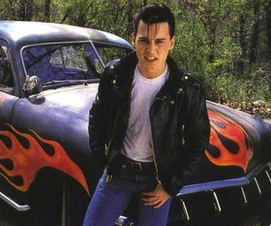 johnny depp, sexy, and car image
