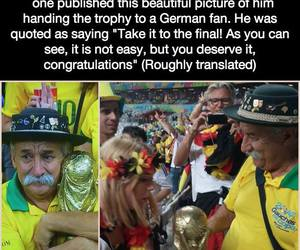 brazil, germany, and fan image