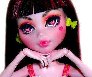 draculaura and monster high image