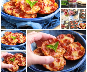 cooking, diy, and food image