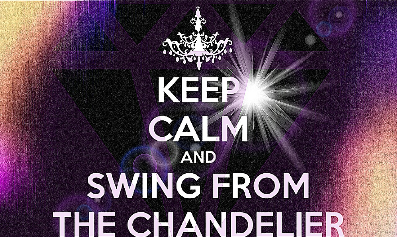 Sia swing from the chandeliers chandelier design ideas chandelier sia sia mozeypictures Gallery