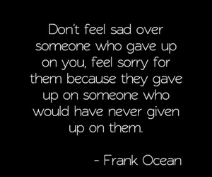 quotes, frank ocean, and love image