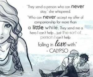Calypso, Leo, and love image