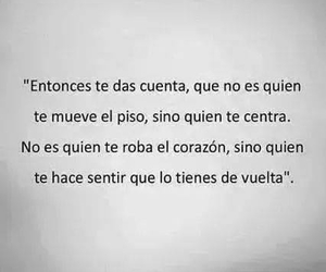 love, corazon, and frases image
