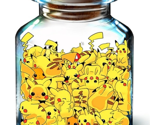 jar, like, and pikachu image