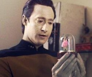 data, star trek, and TNG image