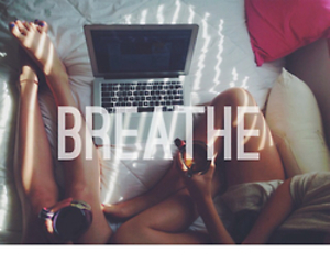 breathe and friends image