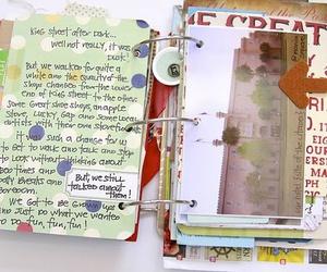 book, diy idea, and diy image