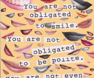 smile, quotes, and nice image