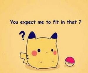 pokemon, pikachu, and cute image