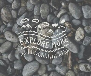 explore, know, and world image