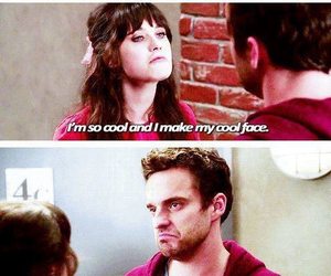 new girl, nick miller, and cool image
