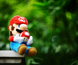 mario and photography image