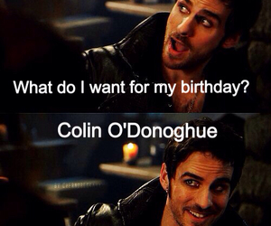 birthday, once upon a time, and hook image