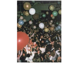 balloons, party, and teenage life image