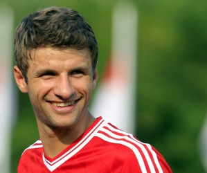germany, thomas muller, and football image