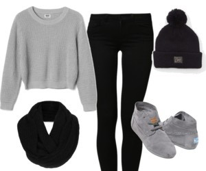 cold, leggings, and outfit image