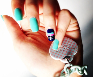 beautiful, nails, and nailart image