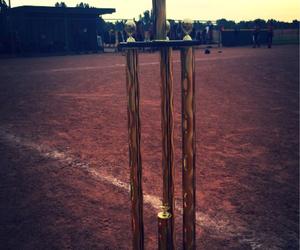 softball, follow me, and love image