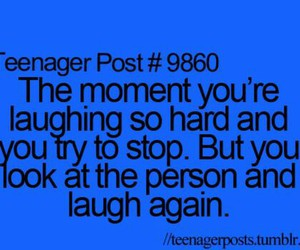 funny, laugh, and teenager post image