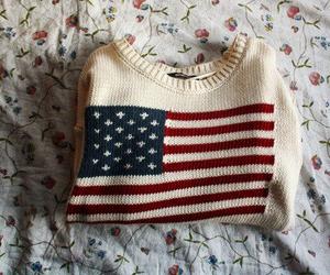 sweater, usa, and america image