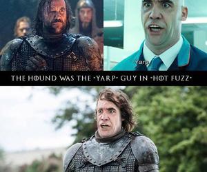 hound, hot fuzz, and yarp image