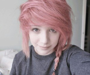 emo, cute, and fluffy image