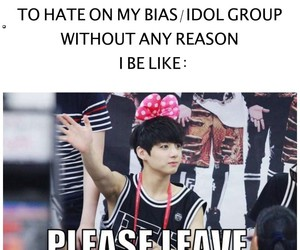 funny, kpop, and bias image