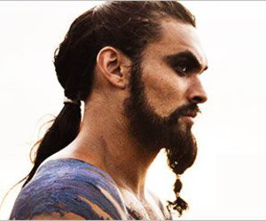 sexy, game of thrones, and khal drogo image
