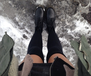 grunge, style, and winter image