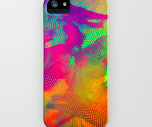 apple, colorful, and iphone image