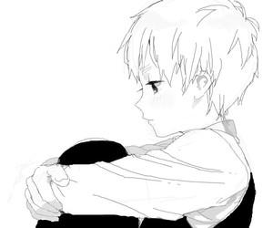 boy, anime, and manga image