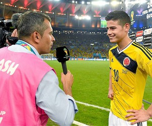 colombia, james, and james rodriguez image