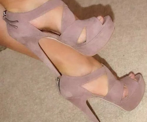 heels, shoes, and styl.fm image