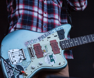 guitar and brand new image