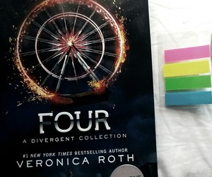 four, insurgent, and divergent image