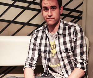 Matthew Lewis and harry potter image