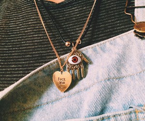 cool, jewellery, and necklace image