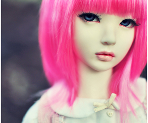 doll, dollfie, and japan image