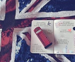 london, england, and british image