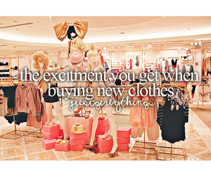 shopping, clothes, and girly image