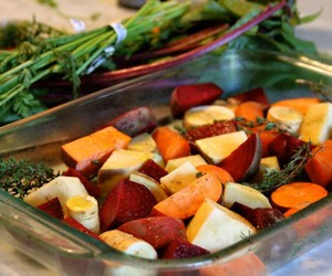 beets, carrots, and cook image