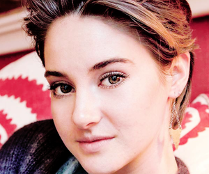 Shailene Woodley, beautiful, and divergent image