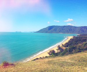 australia, beach, and Cairns image