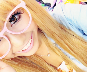 cute, gyaru, and kawaii image