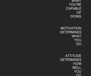 quotes, attitude, and motivation image