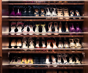 closet and shoes image