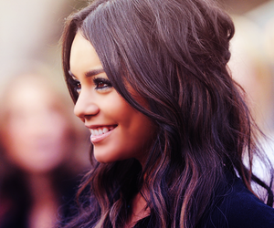 vanessa hudgens, girl, and smile image