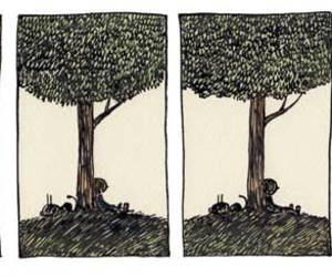 grow up, liniers, and Fellini image