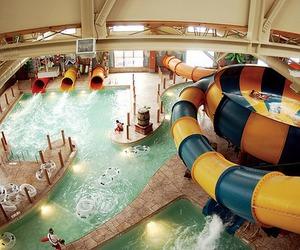 fun, water, and pool image